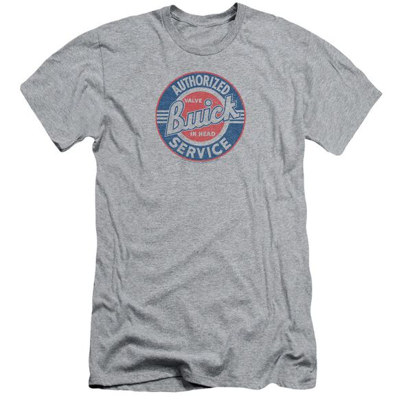 Buick Authorized Service Short Sleeve Adult Athletic T-Shirt