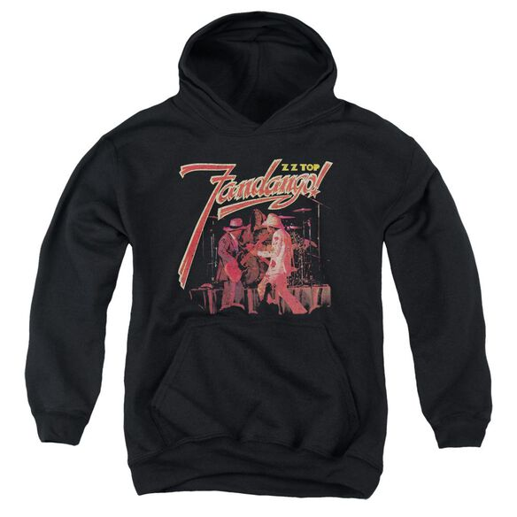 Zz Top Fandango Youth Pull Over Hoodie