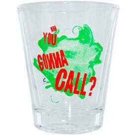 Ghostbusters Logo Shot Glass