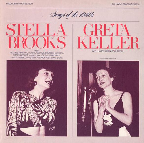 Diverse Songs And Moods Of The 1940's