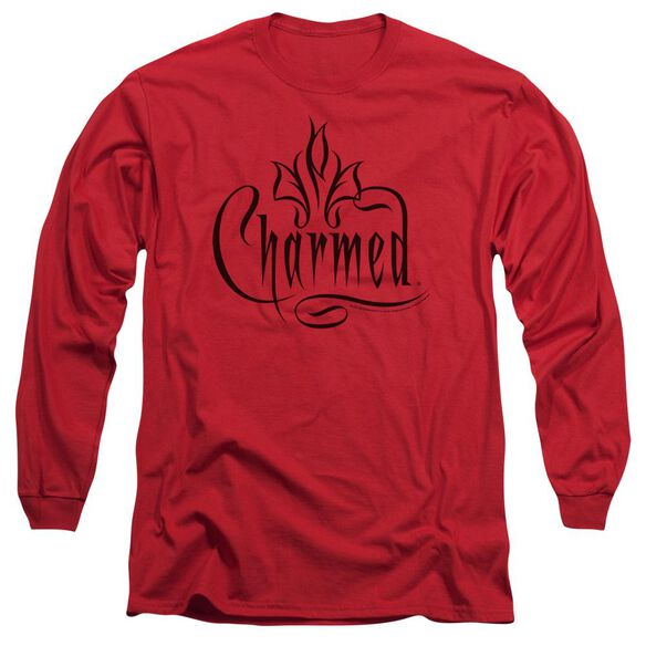 Charmed Charmed Logo Long Sleeve Adult T-Shirt