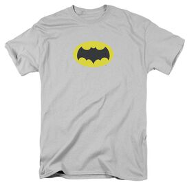 Batman Classic Tv Chest Logo Short Sleeve Adult T-Shirt
