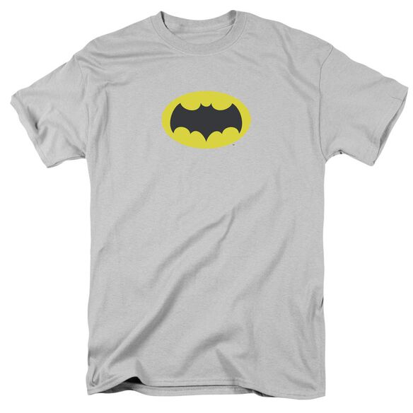 Batman Classic Tv Chest Logo Short Sleeve Adult T-Shirt