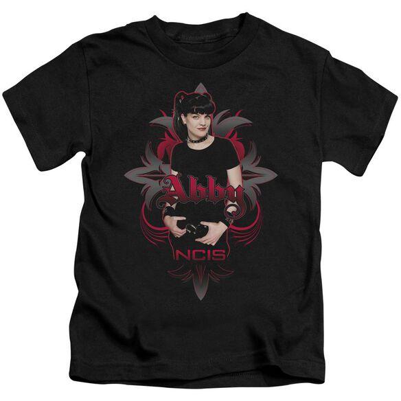 Ncis Abby Gothic Short Sleeve Juvenile T-Shirt
