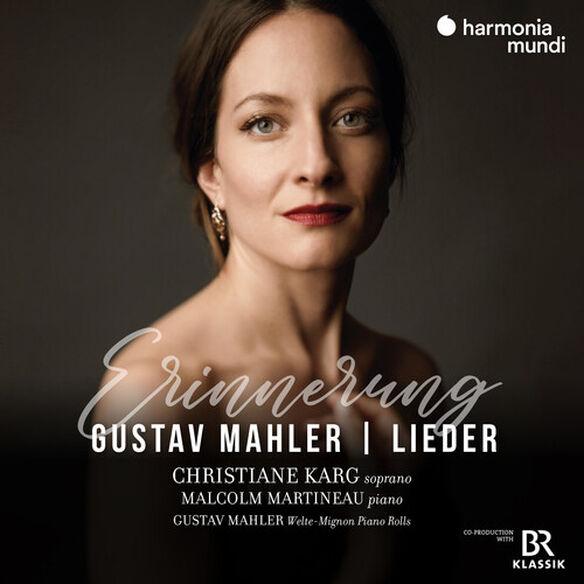 Christiane Karg - Mahler: Erinnerung