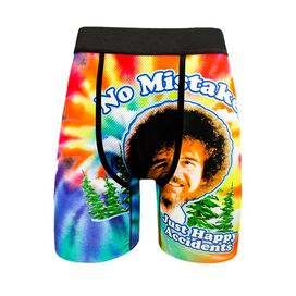 Bob Ross No Mistakes Just Happy Accidents Boxer Briefs
