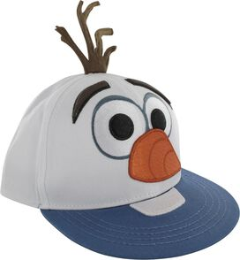 Frozen Olaf Face Snap Youth Hat