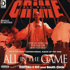 Crime Boss - All in the Game