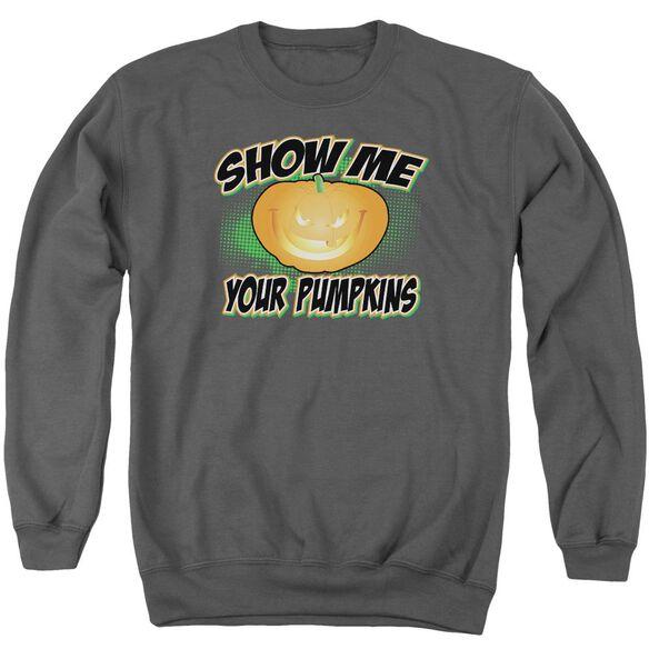 Show Me Adult Crewneck Sweatshirt