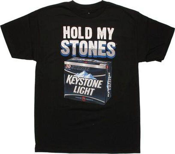 Keystone Light Hold Stones T-Shirt