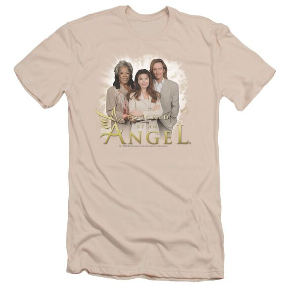 Touched By An Angel An Angel Short Sleeve Adult T-Shirt