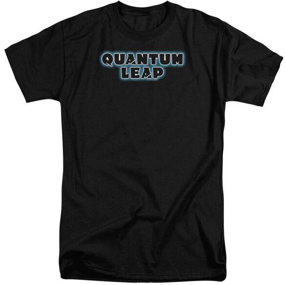 Quantum Leap Logo Short Sleeve Adult Tall T-Shirt