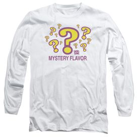 Dum Dums Mystery Flavor Long Sleeve Adult T-Shirt