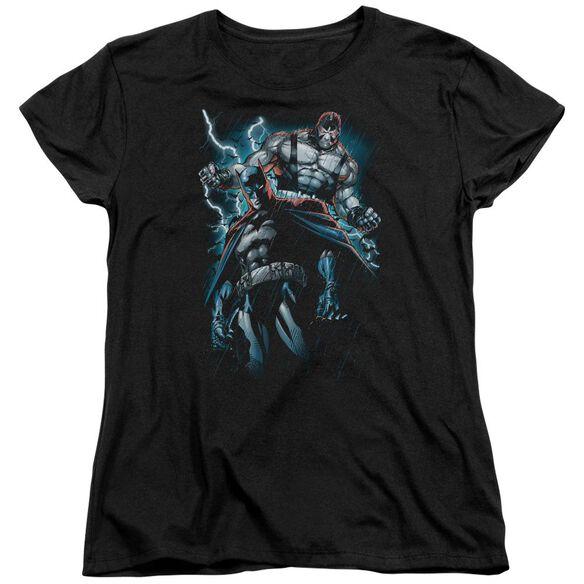 Batman Evil Rising Short Sleeve Womens Tee T-Shirt