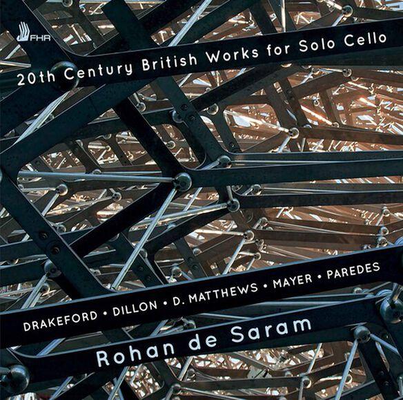 Dillon/ Saram - Modern British Works
