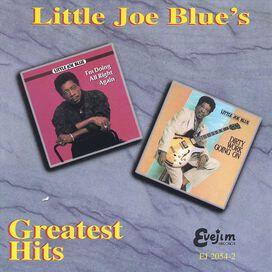 Little Joe Blue - Greatest Hits