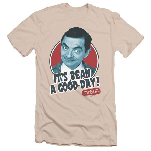 Mr Bean Good Day Short Sleeve Adult T-Shirt
