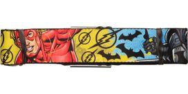 Justice League Logo Poses Seatbelt Belt