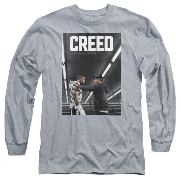 Creed Poster Long Sleeve Adult Athletic T-Shirt