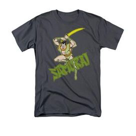 Samurai Over Name T-Shirt