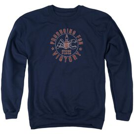 Ac Delco Producing For Victory Adult Crewneck Sweatshirt