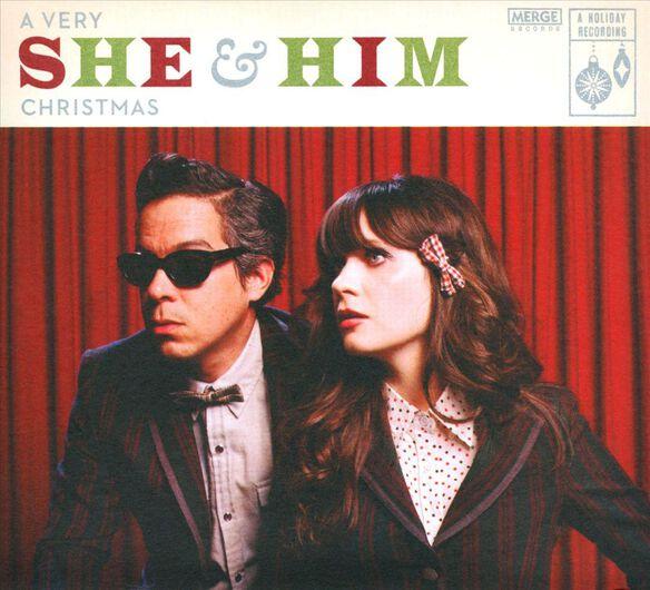 Very She & Him Christmas (Dig)