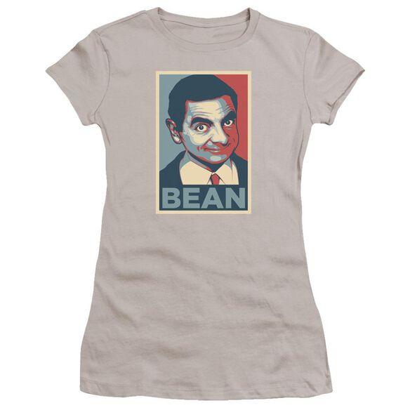 Mr Bean Poster Premium Bella Junior Sheer Jersey