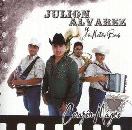 Julión Álvarez y Su Norteño Banda - Corazón Mágico