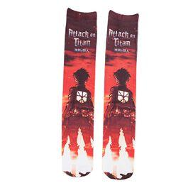 Attack on Titan Crew Socks