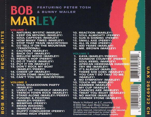 Reggae Hits (Box)