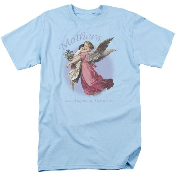 Mother Angel Short Sleeve Adult Light T-Shirt