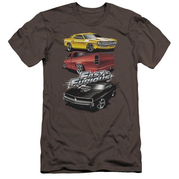 Fast And The Furious Muscle Car Splatter Premuim Canvas Adult Slim Fit