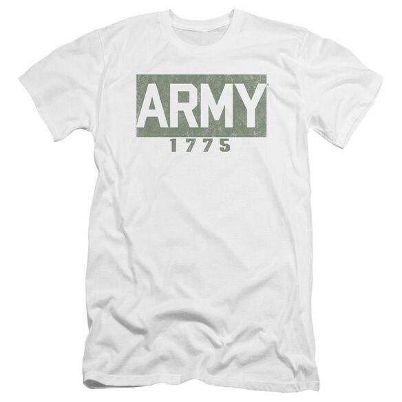 Army Block Premuim Canvas Adult Slim Fit
