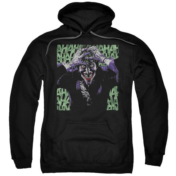 Batman Insanity Adult Pull Over Hoodie