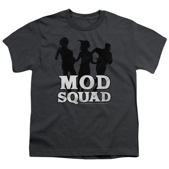 Mod Squad Mod Squad Run Simple Short Sleeve Youth T-Shirt