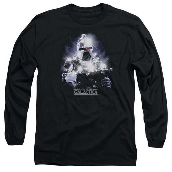 Bsg 35 Th Anniversary Cylon Long Sleeve Adult T-Shirt