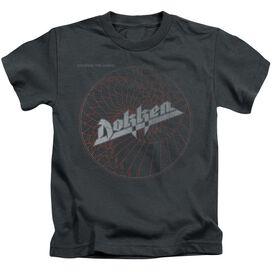 Dokken Breaking The Chains Short Sleeve Juvenile T-Shirt