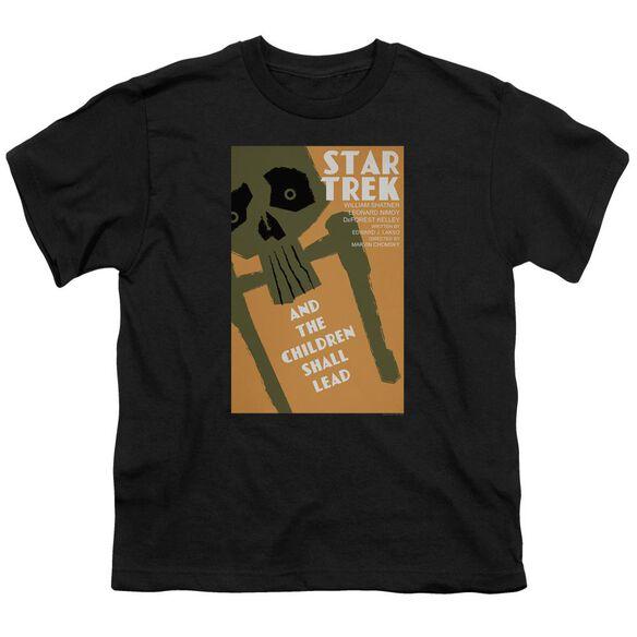 Star Trek Tos Episode 59 Short Sleeve Youth T-Shirt