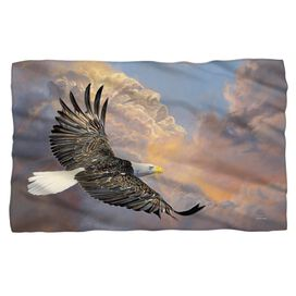 Wild Wings Majestic 2 Woven Throw