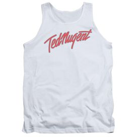 Ted Nugent Clean Logo Adult Tank