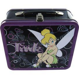 Tinkerbell Purple Trim Lunch Box
