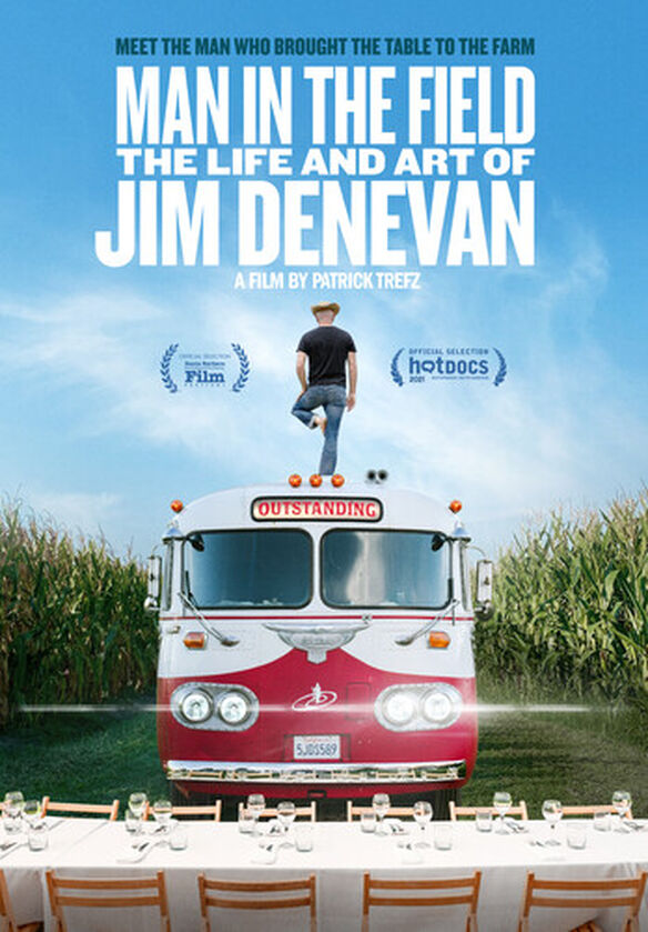 Man In The Field: Life & Art Of Jim Denevan (2021)