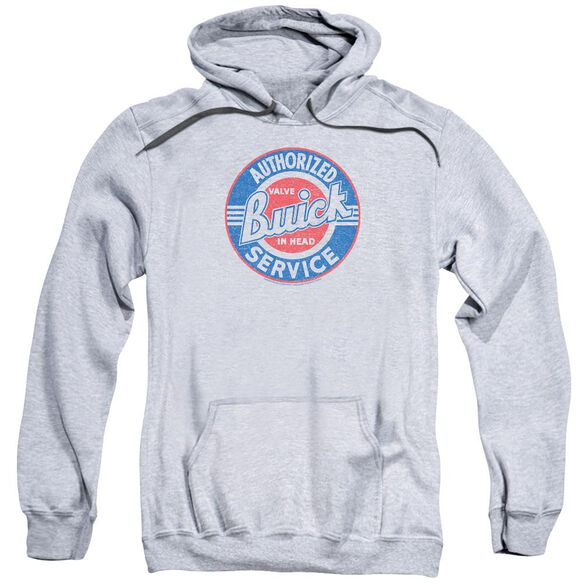 Buick Authorized Service Adult Pull Over Hoodie Athletic