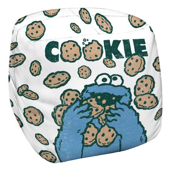 Sesame Street Cookie Crumble Bean Bag