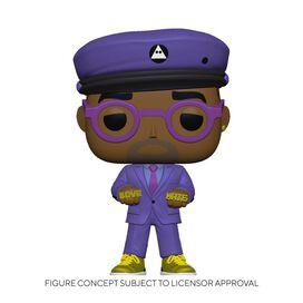 Funko Pop! Directors: Spike Lee (Purple Suit)