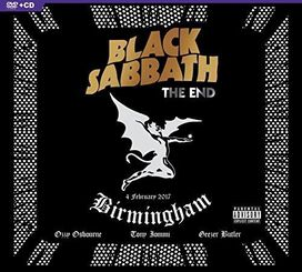 Black Sabbath - End [Video]