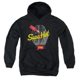Izombie Supa Hot Youth Pull Over Hoodie