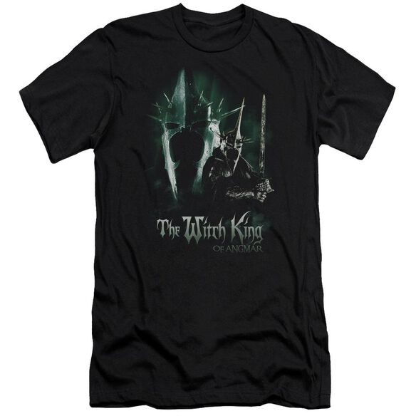 Lor Witch King Short Sleeve Adult T-Shirt
