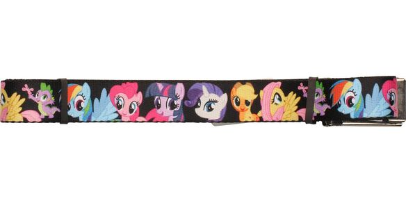 My Little Pony Group and Spike Mesh Belt