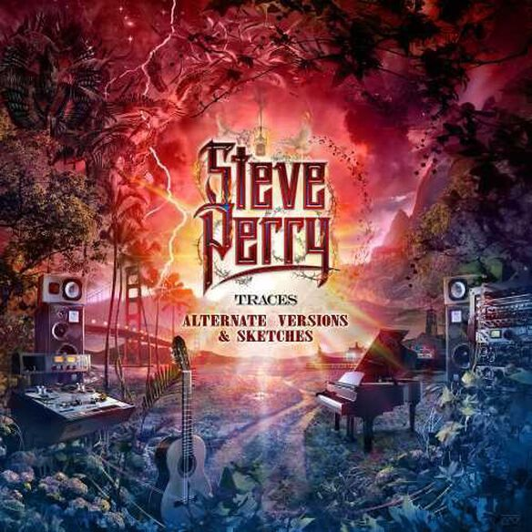 Steve Perry - Traces: Alternate Versions & Sketches